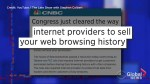Colbert on internet privacy ruling: 'This is what's wrong with Washington'