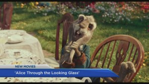 Movie reviews: Alice Through the Looking Glass, X-Men: Apocalypse