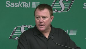 Riders head coach Chris Jones talks about the Durant trade