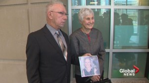 RAW: Family and Friends of Hanne Schafer react to removal of publication ban