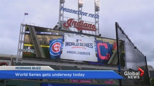 Fever Pitch: World Series starts tonight