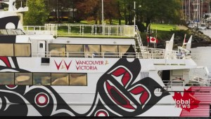 New passenger ferry to travel between Vancouver and Victoria harbours