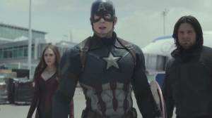 Movie Trailer: Captain America – Civil War