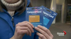 Compass card update rollout