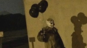 Mysterious clown spotted in Wisconsin