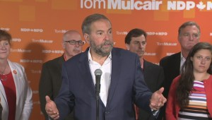 "Mulcair says Harper should ""pick up the phone"" and call Egyptian president to help Fahmy"