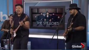 WATCH: The Steadies perform 'Love Revolution'