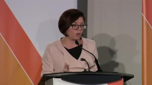 NDP leadership debate focuses on Liberals unfulfilled promise to legalize marijuana