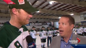 $2-Million raised at Hockey Marathon