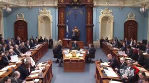 Playing politics In Quebec