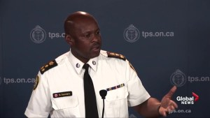 Toronto Police Chief: I highly recommend you stop selling marijuana in dispensaries