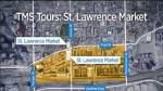 TMS Tours: St. Lawrence Market