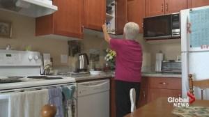Residents moving back home after devastating fire at Lethbridge senior's complex