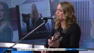 "CCMA nominee Jessica Mitchell performs ""This Record Saved My Life"""