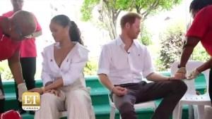 Prince Harry And Rihanna Get HIV Tested