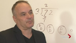Mathematician says all Ontario students are capable of better math marks