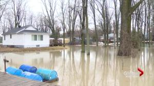 Flood watch in Rigaud after heavy rainfall