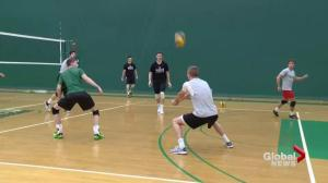 Saskatchewan Huskies volleyball brothers cherishing season together