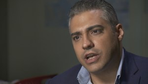 'It's a matter of principle': Mohammed Fahmy on restoring his Egyptian citizenship