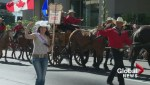 Calgary celebrates the 2015 Calgary Stampede Parade