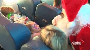 Children's Wish takes kids to North Pole to see Santa