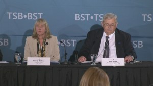 TSB issues report on Lac-Megantic disaster