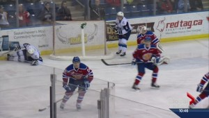 Oil Kings down Blades 5-2 in WHL action