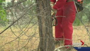 """Firefighters encourage Penticton residents to be """"fire smart"""" this wildfire season"""