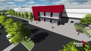 Greater Saint John Field House project gets $16 million in government support