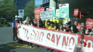 Federal government holds TPP consultations in Richmond