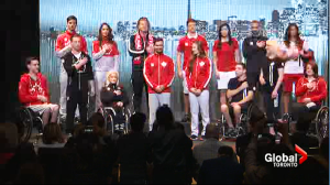 Team Canada uniforms for Pan Am/Parapan Am Games unveiled