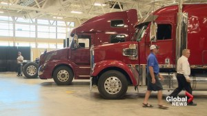 Shortage of drivers causing a 'crisis' in transportation industry: trucking association