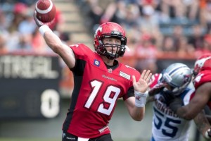 Raw video: Bo Levi Mitchell talks about the Labour Day Classic
