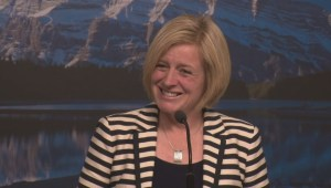 Raw: Alberta Premier-elect Rachel Notley press conference