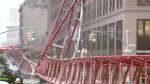 Massive NYC crane collapse kills 1, injures 3
