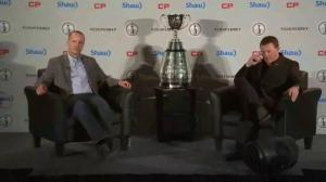 Rick Campbell talks about chasing his father's legacy as CFL coach of the year