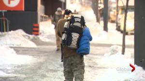 Homelessness across Montreal