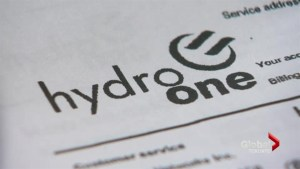 Hydro restoring power to 1,400 customers