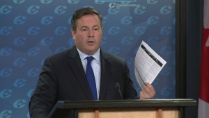 Kenney says NDP has multibillion dollar gap in their campaign promises