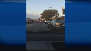Montrealer furious at traffic in city