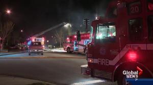 Damages pegged at $1.8M in Rutherford fire