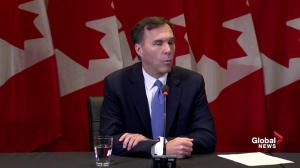 Morneau explains what concrete steps government is taking to crack down on foreign homebuyers