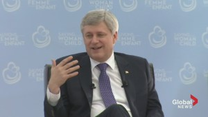 Harper slams anti-vaxers during Q&A with Bill Gates