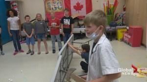 Cochrane kids stage dental drama to celebrate Canada 150