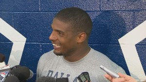 Michael Sam excited to be a Dallas Cowboy