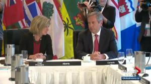 Trump administration's agenda centre stage at premiers' meeting in Edmonton