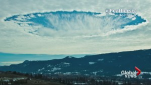 What is a hole punch cloud?
