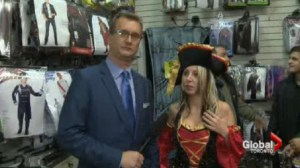 Hallowe'en a billion dollar business in Canada