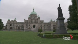 Armed guards coming to B.C. Legislature
