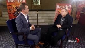 Meat Loaf says new musical version of Bat Out Of Hell is true to the original